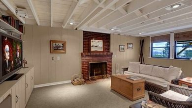 A Descriptive Guide About Top 10 Basement Low Ceiling Ideas For Your House On A Budget